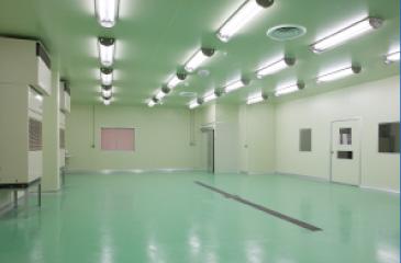 クリーンルーム室
